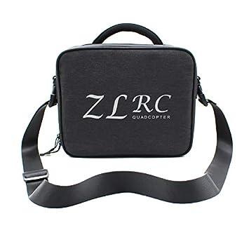 DishyKooker ZLRC Beast SG906 5G WiFi GPS FPV Drone avec Appareil Photo 4K et Sac /à Main 1 Batterie