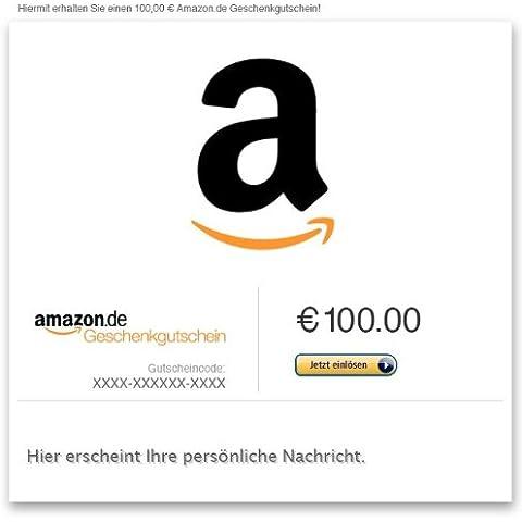 Amazon.de Gutschein zum Drucken (Girly Icons (pink))