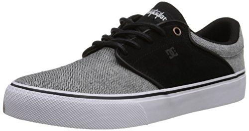 DC–para hombre Mikey Taylor Vu Shoe Gris/Gris/negro