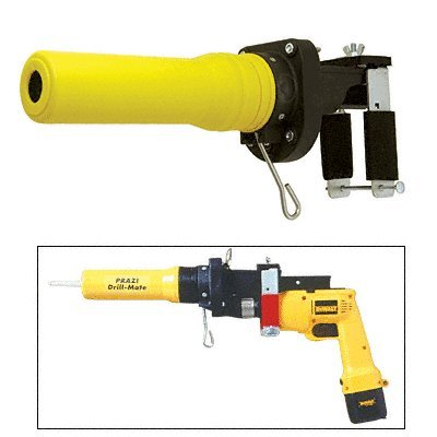 CRL Drill-Mate Portable Powered Caulking Gun by CR Laurence