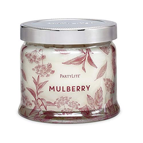 Partylite Signature Jar Candles (Mulberry) ()