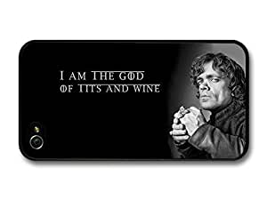 fashion case Game of Thrones Tyrion Lannister Peter Dinklage Quote case for iphone 5c