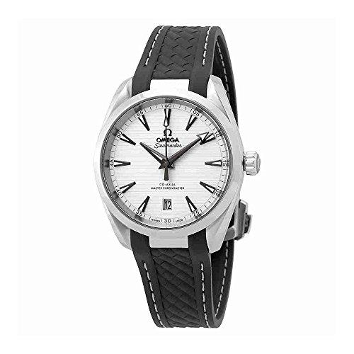 Omega Seamaster Aqua Terra Automatic Silver Dial Mens Watch 220.12.38.20.02.001
