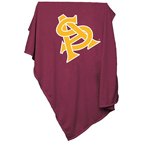NCAA Arizona State Sun Devils Sweatshirt Blanket