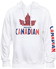 Molson Canadian Classic Logo Hoodie
