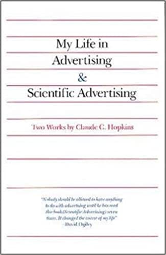 Book Title - My Life in Advertising and Scientific Advertising