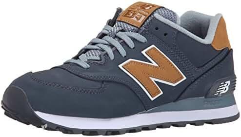 New Balance Men's ML574 Lux Pack Sneaker