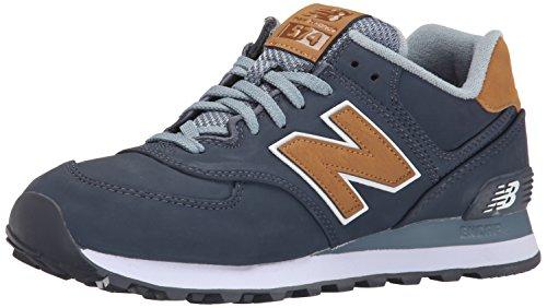 new-balance-mens-ml574-lux-pack-running-shoe-dark-grey-tan-8-d-us