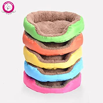 WeMore(TM) 5 Colors Puppy Dog Bed Soft Fleece Cozy Warm Dog Bed Indoor