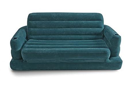 Intex Divano Letto Gonfiabile.Unbekannt Intex Pull Out Sofa Ausklappbar Divano Letto Gonfiabile