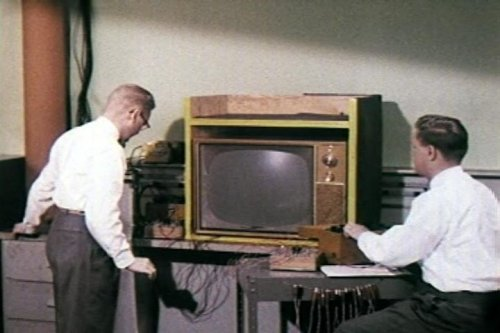 Manufacturing of Early Television Technology: The Reasons Why DVD (1959)