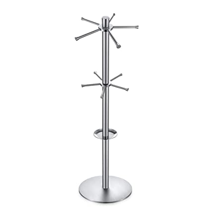 Amazon.com: GWM Towel Rack Modern Metal Coat Rack Free ...