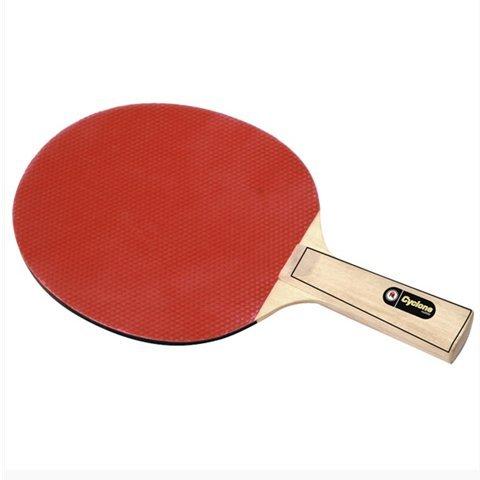 Cyclone Bat - Martin Kilpatrick MK Cyclone - Durable Hard Bat Table Tennis Racket