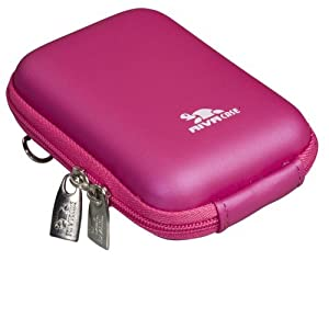 RivaCase 7022 PU Compact Case for Point and Shoot Digital Cameras by Rivacase