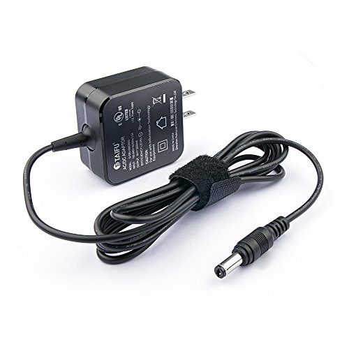 TAIFU 9V AC Adapter for Brother P-Touch PT-D200 PT-D200MA PTD200 PT-D200VP AD-24 AD-60 AD-24ES AD-20 AD-30 Label Maker, Dymo LabelMANAGER,LabelPOINT,Label Manager,RhinoPro,Letratag Plus Series Printer (Pt 1000 Handheld Maker Label)