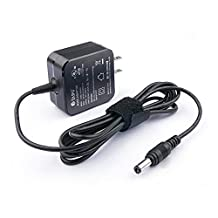 TAIFU 9V AC Adapter Charger for Guitar Effect Pedals like BOSS Compact, Twin, Multi-effects, Distortion, Chromatic Tuner, Loop Station, Super Overdrive, Digital Reverb, High Impedance Delay, Metal, Chorus and other guitar pedals, Dunlop ECB-03, Zoom AD-0006, Dan electro DA-1, Digitech PS200R, Ibanez AC-109, Korg A30950, Morley, Cry Baby Wah, PolyTune 2, Donner