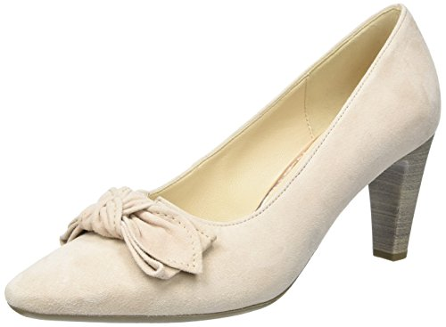 Gabor Escarpins Skin 14 Shoes Fashion Femme Beige BOrqBzU8w