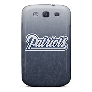 Galaxy Covers Cases - New England Patriots Protective Cases Compatibel With Galaxy S3 Black Friday