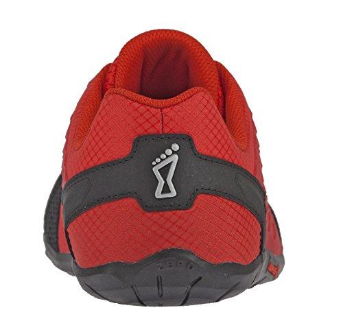 Inov-8 Mens Bare-XF 210 V2 - Barefoot Minimalist Cross Training Shoes - Zero Drop - Wide Toe Box - Versatile Shoe for Powerlifting & Gym - Calisthenics & Martial Arts - Black/Red 8 M US by Inov-8 (Image #5)