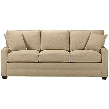Magnificent Amazon Com Ethan Allen Bennett Roll Arm Sofa 86 Sofa Creativecarmelina Interior Chair Design Creativecarmelinacom