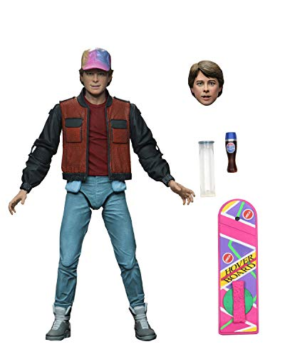 NECA - Back To The Future 2 Marty Mcfly Ultimate 7 Action Figure