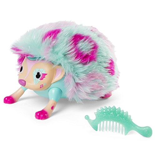 Zoomer Hedgiez Interactive Hedgehog with Lights, Sounds and Sensors, by Spin Master