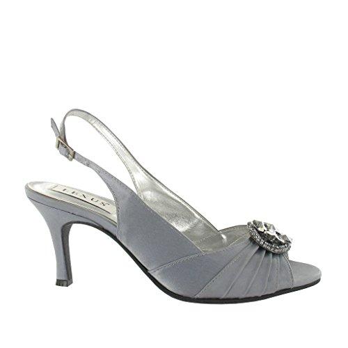 LEXUS , Sandales pour femme Gris - gris