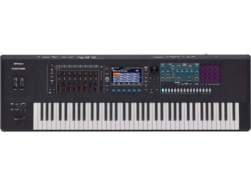 Roland Tabletop Synthesizer (FANTOM-7) by Roland
