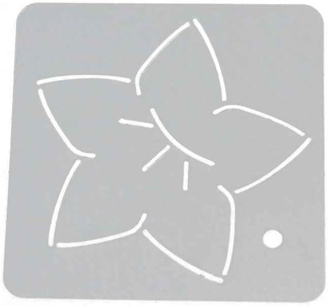 Plastique symboles Stencil