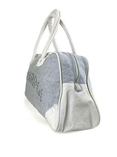 Fornarina Active Vintage Women Cotton Bag 100% Made in Italy