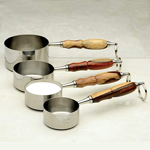 Penn State Industries PKMSCUP Measuring Cup 4pc Set Woodturning Project Kit (1pack)