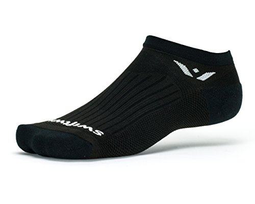 Swiftwick Performance Socks, Black, Small