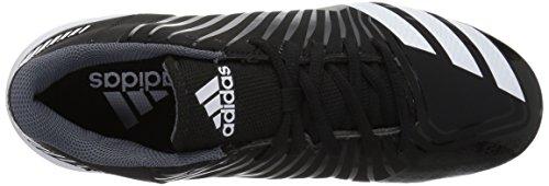 Adidas Icon Md Donna Softball Nero / Bianco / Onice