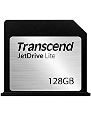 Transcend TS128GJDL130 JetDrive Lite 130 128GB Storage Expansion Card for 13-Inch Macbook Air