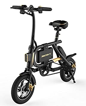 InMotion E-Bike P2 Black & Gold