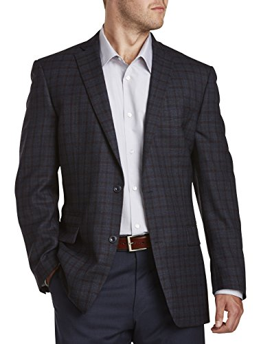 Michael Kors Big Tall Deco Sport Coat