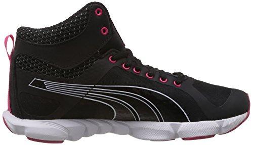 Noir Formlite Chaussures 01 Schwarz Ultra virtual De Xt Mid Pink Fitness Femme Puma black Wn's zqafwwd