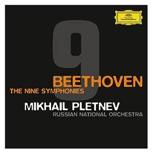 Beethoven: The Nine Symphonies ~ Pletnev