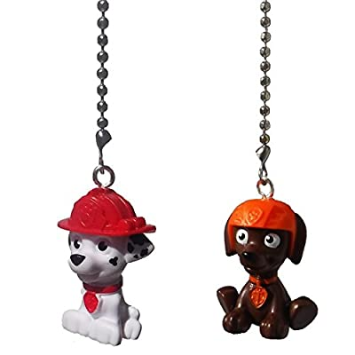 Paw Patrol Puppy Dog Ceiling Fan Pull