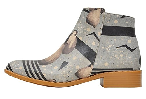 DOGO Chelsea Boots - Penguin attack