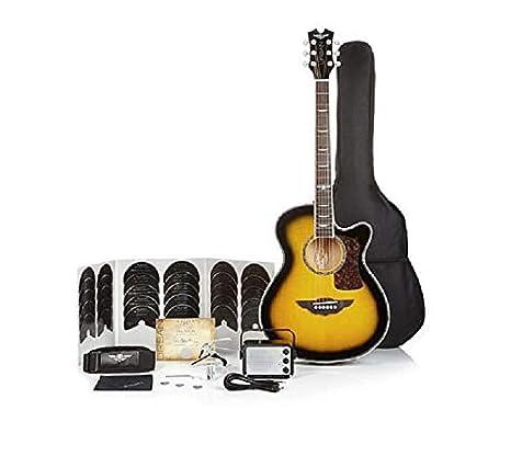 Keith Urban - Guitarra eléctrica acústica (40 piezas), diseño de ...