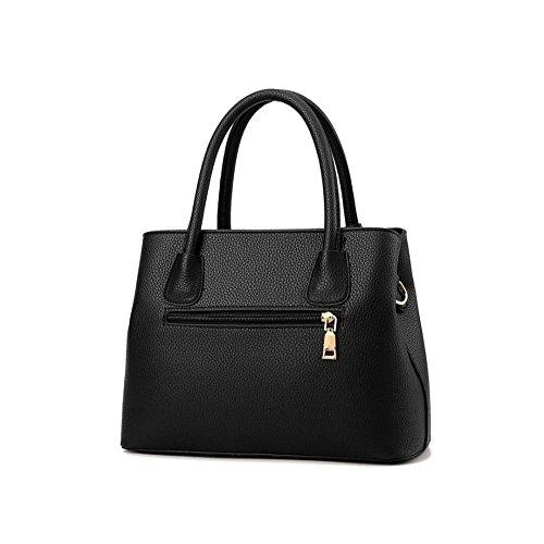 Femmes Bandoulière Casual Sac Minimaliste à Handbag Fashion BAILIANG Gray dqtxwd