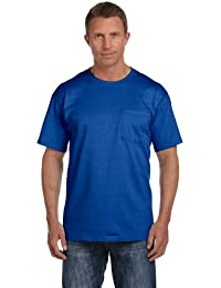 Men's Heavy Cotton HD T-Shirt with Pocket