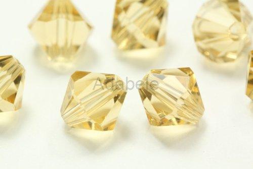 Rose 5301 Crystal Beads - 7