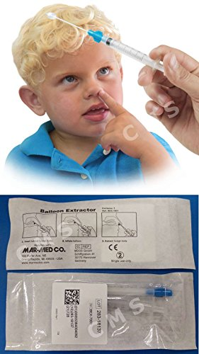 MAR-MED Balloon Extractor Nasal Nose Foreign Bodies Remover Pediatric Adult Patient Emergency EMT -ONE- ()