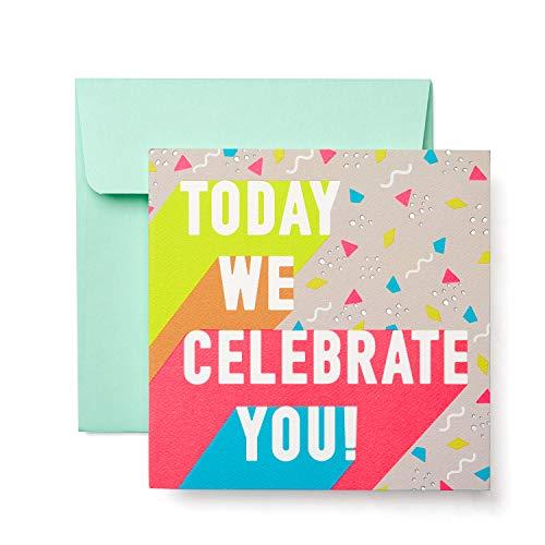 American Greetings Celebrate Greeting Card - Birthday, Congratulations