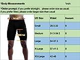Neleus Men's 8 inch Compression Shorts,6010,3
