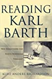 img - for Reading Karl Barth: New Directions for North American Theology book / textbook / text book