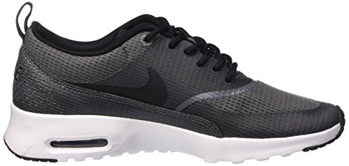 Baskets Femme Thea Basses Max Grey white Gris Air Dark Nike Black EOwqtXE