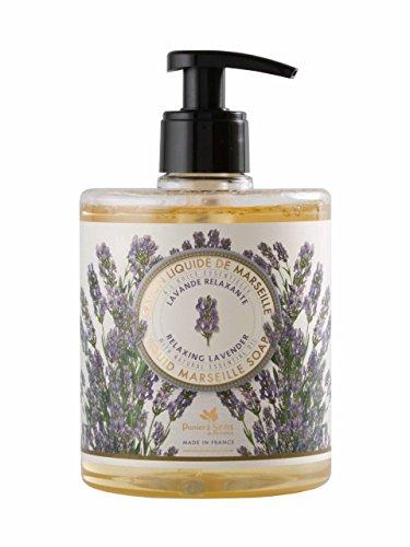 (Panier Des Sens Lavender Liquid Marseille Soap)